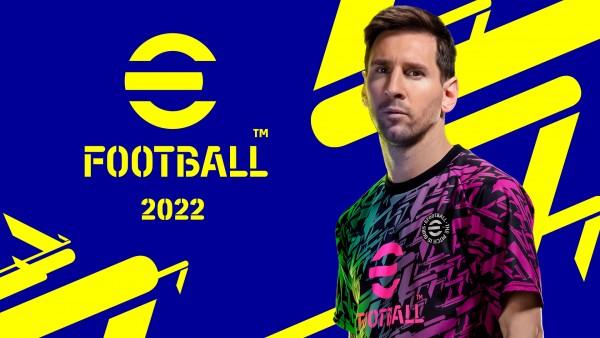 eFootball 2022 ya tiene fecha