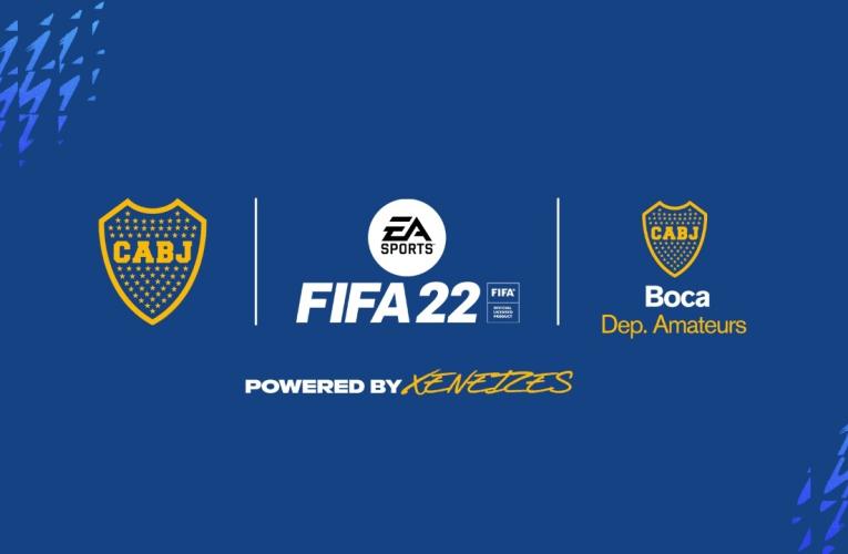 EA SPORTS Y BOCA JUNIORS firman un acuerdo de colaboración