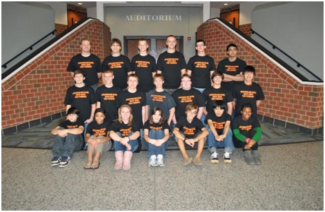 2011 - 2012 Armstrong Robotics Team