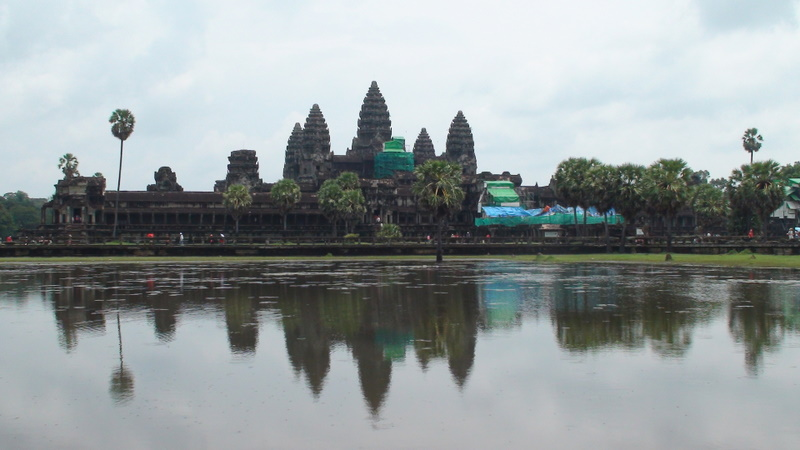 September 26 – Monday. Siem Reap