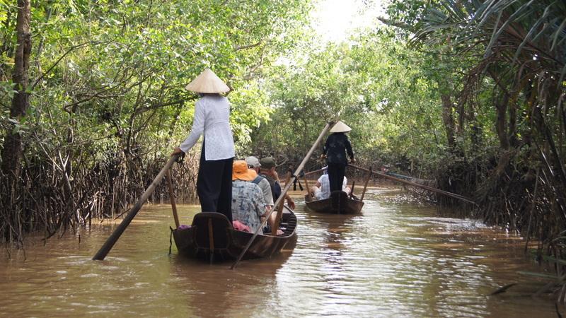October 1, 2011 Saturday Mekong Delta
