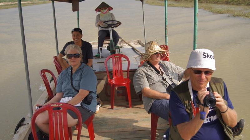 October 12, 2011 Wednesday Ninh Binh