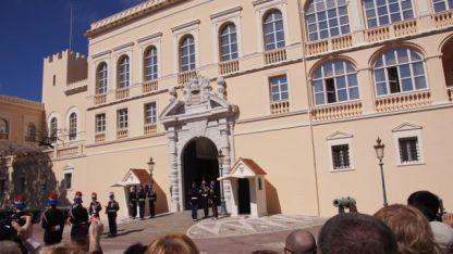 Palace of Manaco