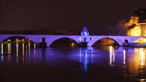Avignon by Night