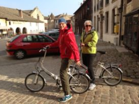 Electric Bikes in Tournus