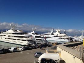 Luxury Yachts at Antipodes