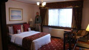 Our Nairobi room
