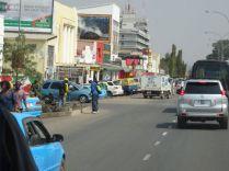 Main Street of Livingstone