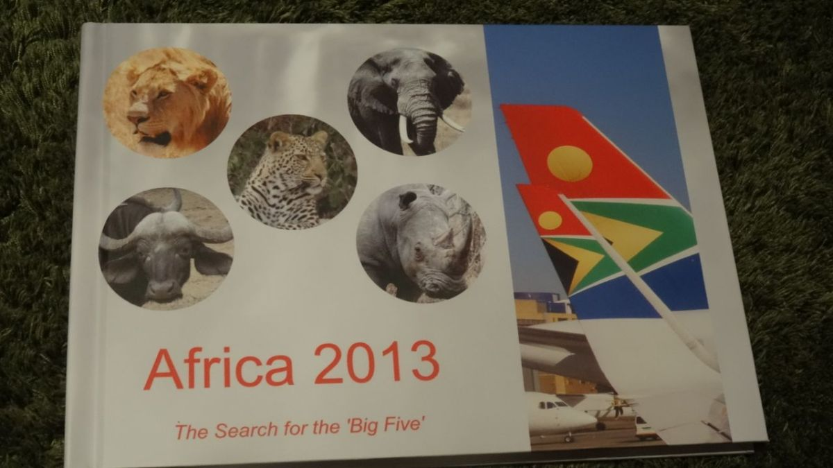 Africa Photobook