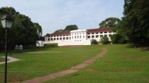 Fort Canning Headquarters