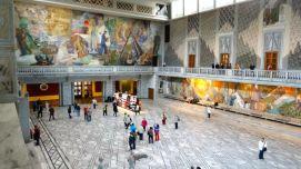 Inside the City Hall