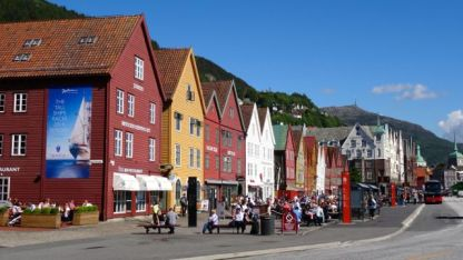 Bustling Bergen