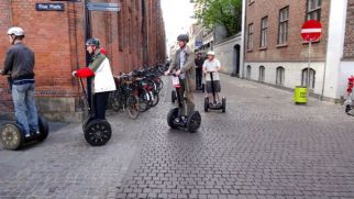 Great way to take a city tour. Must do it in Stockholm.