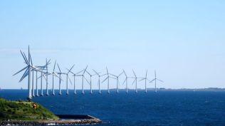 Windfarm in Denmark