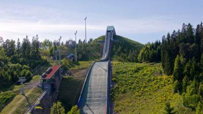 Holmenkollen Ski Jump