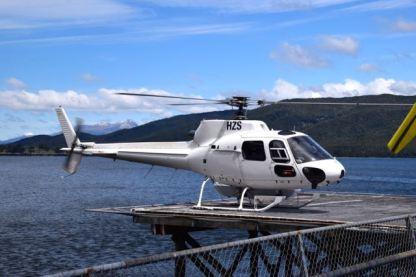 Lyn Spain - Kepler Track Helicopter 1