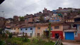 Outskirts of Cuzco