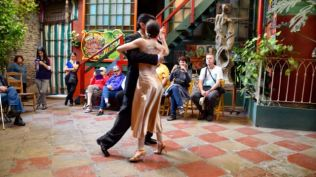 This is how the Tango is done.