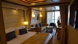 Our spacious suite