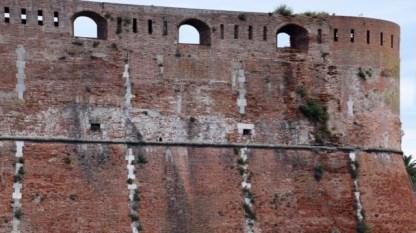 Livorno fortress