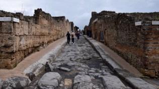 Cobblestones to jump between