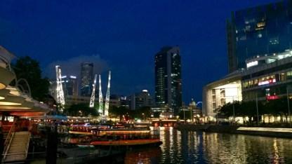 Colourful Singapore
