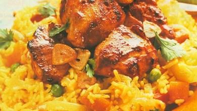 Photo of الأرز البرياني