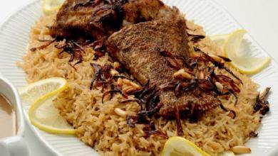 Photo of أرز بالصيادية