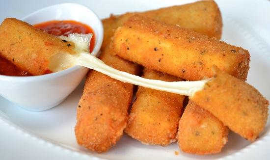 اصابع البطاطس الهشه المحشيه