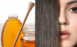 العسل و تغذيه الشعر