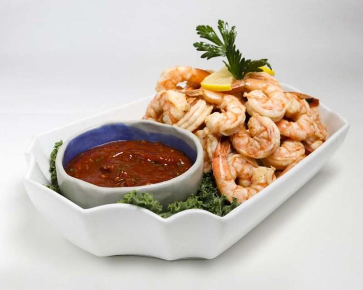 كوكتيل الجمبرى Shrimp cocktail