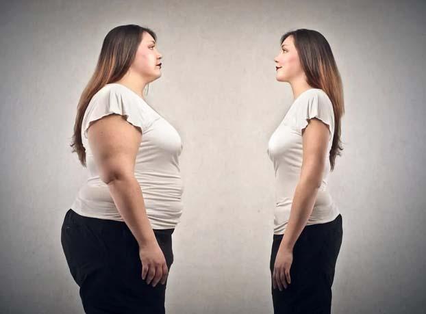 كيف تتخلصين من الوزن الزائد