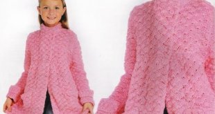 crochet jaket patterns
