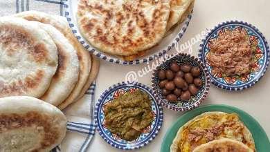 Photo of خبز الشباتي التونسي