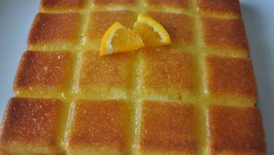 Photo of كعكة البرتقال