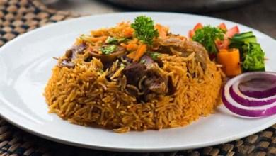 Photo of كبسة اللحم