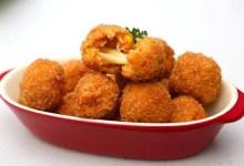 Photo of كرات البطاطس بالجبن وجبه للأطفال