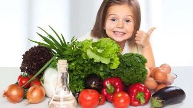 Photo of الطعام يساعد على تطور ذكاء الطفل