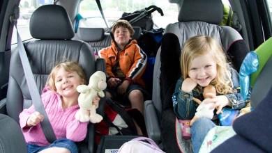 Photo of كيف تحافظ على سلامة الأطفال في سيارتك ؟