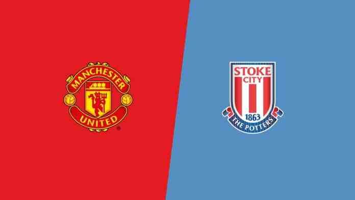 `Ponturi fotbal Manchester United - Stoke City Premier League