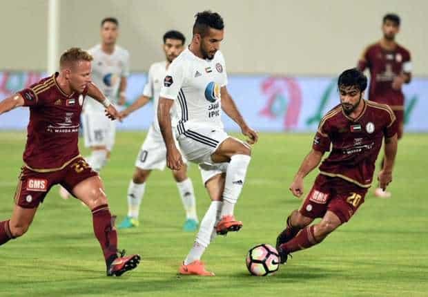 Ponturi fotbal Al Jazira - Al Wahda UAE League