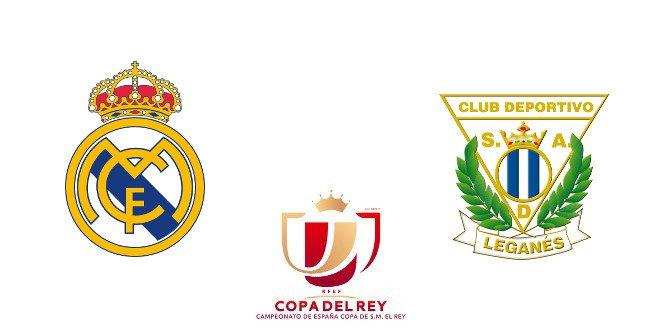 Ponturi fotbal Real Madrid - Leganes Copa del Rey Spania