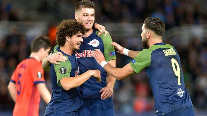 Ponturi fotbal Salzburg - Real Sociedad UEFA Europa League