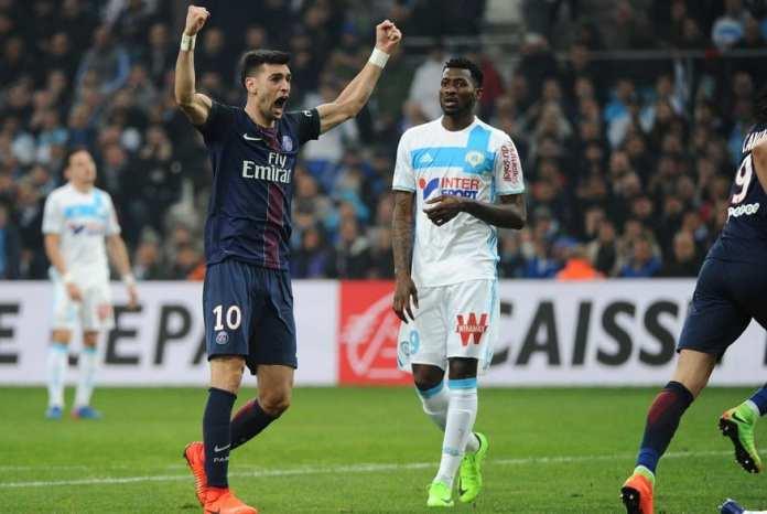 Ponturi fotbal PSG - Marseille Coupe de France