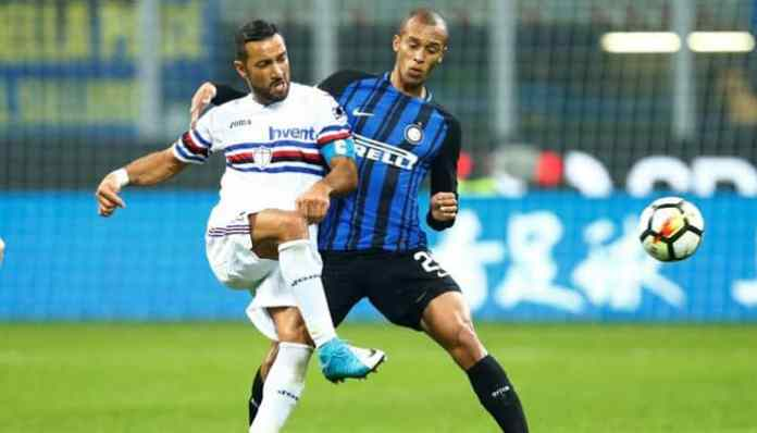 Ponturi fotbal Sampdoria - Inter Serie A
