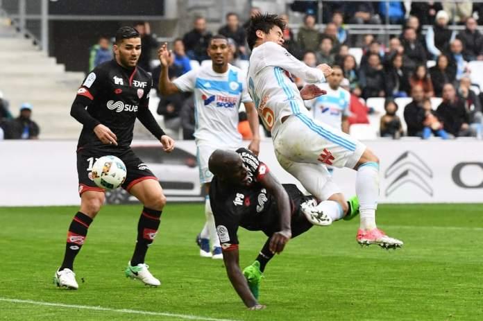 Ponturi fotbal Dijon - Marseille Ligue 1