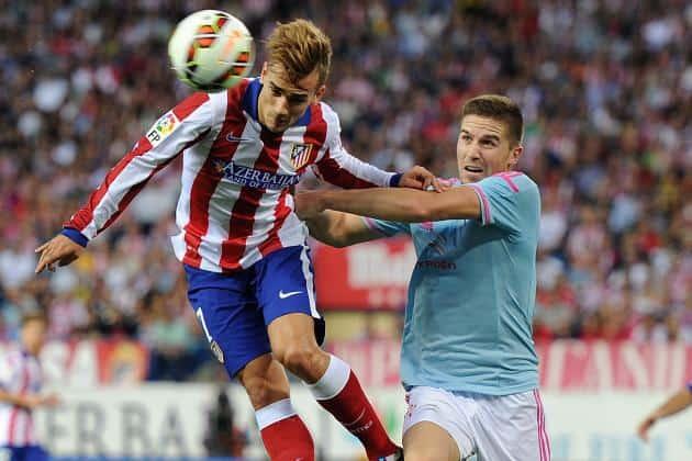 Ponturi fotbal Atletico Madrid - Celta Vigo La Liga