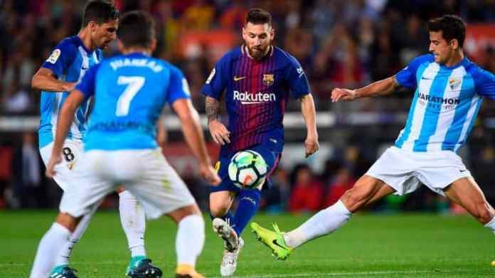 Ponturi fotbal Malaga - Barcelona La Liga