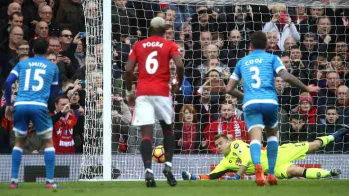 onturi fotbal Bournemouth - Manchester United Premier League
