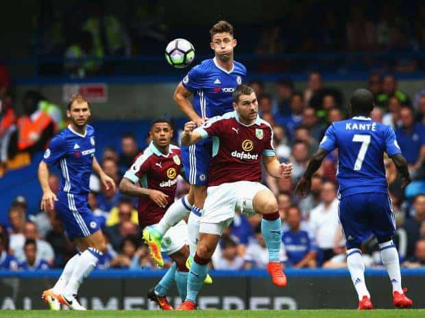 Ponturi fotbal Burnley - Chelsea Premier League